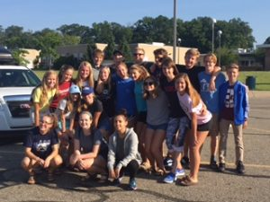 Cross Country Camp – summer 2017