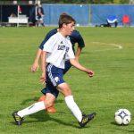 Boys JV Soccer vs Powers 8-28-17