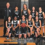 Girls JV Basketball win 7th game in a row! Beat Grand Ledge 57 – 44