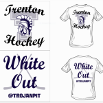 Trenton White Out Game VS. Detroit Catholic Central January 28th!!!