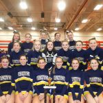 THS Competitive Cheer takes News Heralds!!