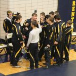 THS Wrestling team takes First place at Port Huron