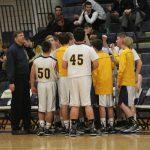 THS JV Boys Basketball vs Wyandotte