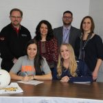 Sims signs with Schoolcraft!