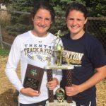 Trenton High School Girls Varsity Track finishes 4th place