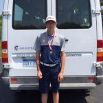 Tyler Vaclav T-10th at recent JV Golf Tourney