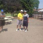 Trenton High School Boys Varsity Golf finishes 1st place