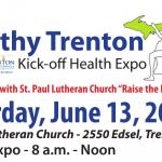 Healthy Trenton Kick-Off Health Expo
