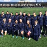 Girls Soccer Travels to Grand Valley