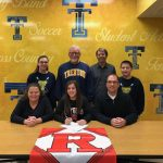 Madison Sieloff signs letter of intent with Rutgers