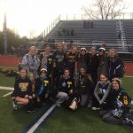Trenton High School Girls Varsity Track finishes 2nd place