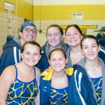 Trojans Vanquish the Pirates in the Pool
