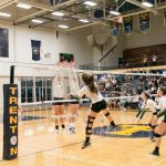 THS Volleyball Tames the Jaguars