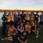 Girl's Finish 2nd at Downriver League Meet