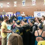THS Girls Swimming Wins 7th Straight DRL Championship - 03Nov17 - Friday Finals pictures