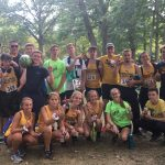 Girls Place 5th at Watermelon Run