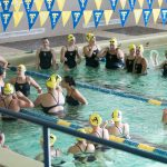 Girls Swim Past Allen Park – 13Sep18