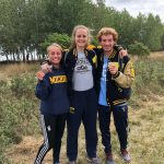 Girls XC Team Finishes 6th at Jefferson Invite