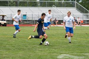 Boys Varsity Soccer vs Carlson – 20Aug18