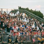 THS Football and Band vs Taylor - 21Sep18