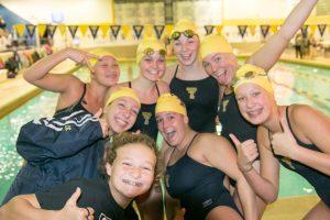 THS Girls Swim Teacher Night – 27Sep18
