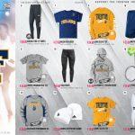 Girls Basketball FanCloth Team Gear Fundraiser…