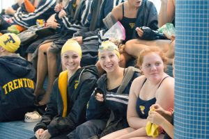 THS Girls Swim at Carlson – 18Oct18