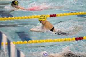THS Girls Swim at States! 17Nov18