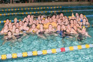 THS Girls Swim – DRL Champions!  02Nov18