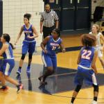 Girls Varsity Basketball beats Lincoln Park 50 – 30