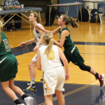 Girls Varsity Basketball falls to Allen Park 58 – 46