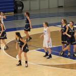 Girls Varsity Basketball beats Carlson 49 – 35