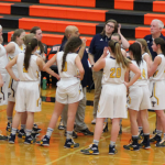Girls Varsity Basketball beats South Lyon East 48 – 46