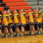 Girls Varsity Basketball falls to Northville 62 – 28