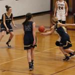 Girls Varsity Basketball beats Anderson 52 – 23