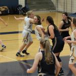 Girls Varsity Basketball beats Roosevelt 46 – 24