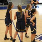 Girls Varsity Basketball beats Allen Park 46 – 38