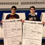 6 Wrestlers Move on to Regionals, 2 Place First