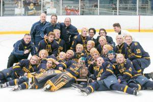 THS Hockey Wins Regional Title – 03Mar19