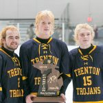 THS Hockey Wins Regional Title - 03Mar19