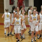 Girls Varsity Basketball beats Huron 50 – 39