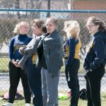 THS Track and Field vs Southgate 09Apr19