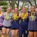Trenton Crew Medals at 2019 Rowing State Championships