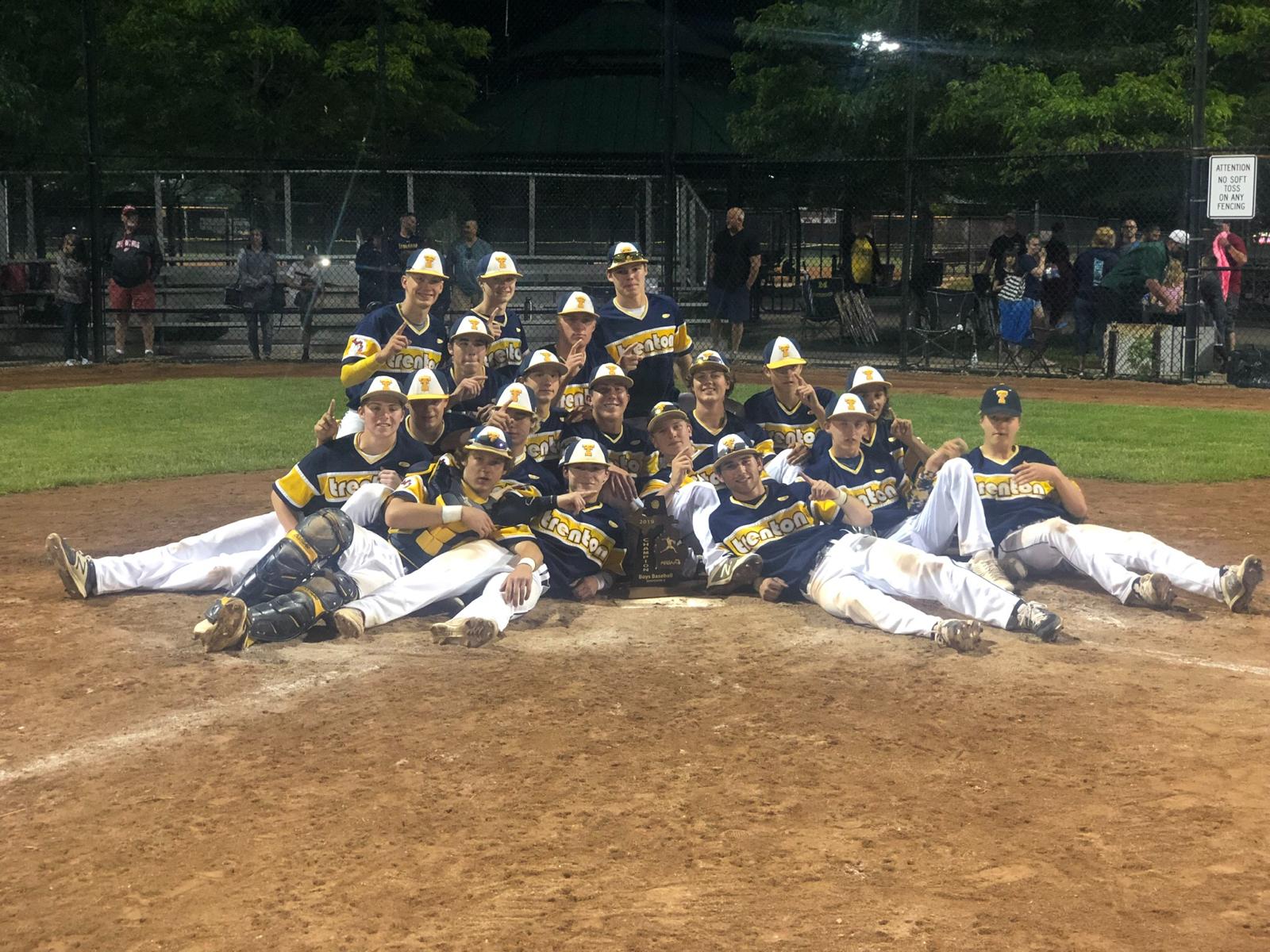 Vote here for Trenton Boys Baseball!!