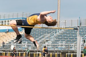 THS Track and Field vs AP – 16Apr19