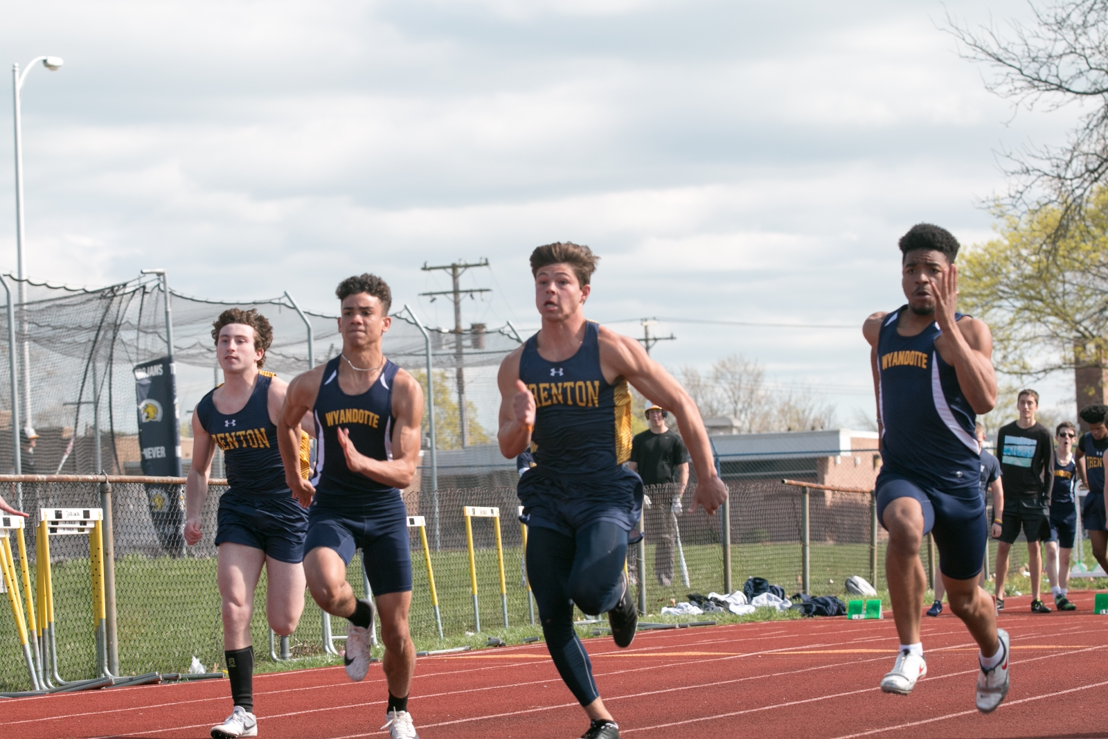 THS Track vs Wyandotte – 23Apr19