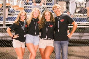 THS Band & Football vs EF – Halftime and 2nd Half Pics 29Aug19