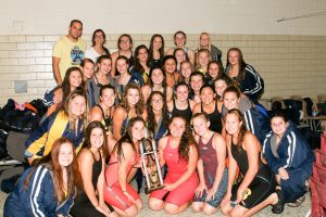 THS Girls Swim and Dive Wins the Downriver Classic – 28Sep19