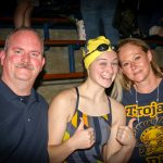 THS Girls Swim and Dive Parents Night - 19Sep19