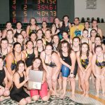 THS Girls Swim and Dive to 9th Consecutive DRL Championship
